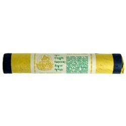 Благовония Желтая Дзамбала 37 шт, 23 см