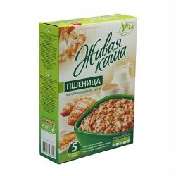 Живая каша из пророщенной пшеницы Vita, 300 гр
