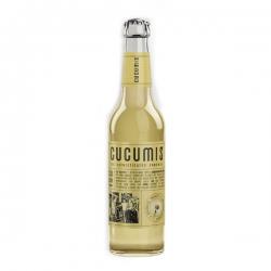 Напиток газированный ромашково-медовый Cucumis Camomile, 330 мл