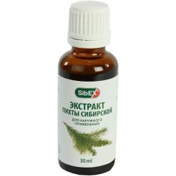 Пихта сибирская для наружного применения, Bioeffective, 30 мл