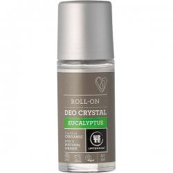 Шариковый дезодорант-кристалл Эвкалипт Urtekram, 50 мл