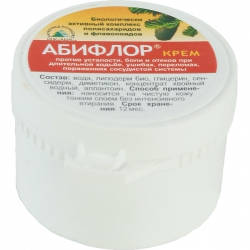 Абифлор, крем-гель с живицей, 75 гр