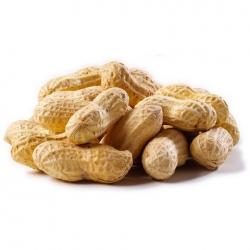 Арахис в скорлупе сырой, 125 гр