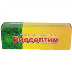 Биосептин косметический гель, 60 гр