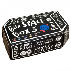 Подарочный набор Bite Space Box 3 – Black (5 батончиков х 45 гр)