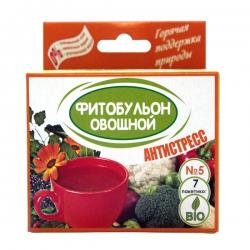 Фитобульон №5 (антистресс) Органик, 41 гр.