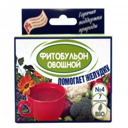 Фитобульон №4 (для желудка) Органик, 41 гр.