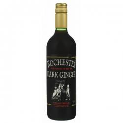 Безалкогольный напиток Темный Имбирь Rochester Dark Ginger, 725 мл.
