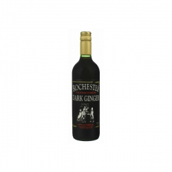 Безалкогольный напиток Темный Имбирь Rochester Dark Ginger, 245 мл.