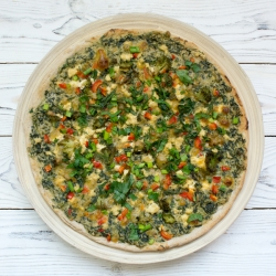 * Пицца «Деревенская», 28 см
