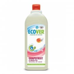 Экосредство для посуды с грейпфрутом и зеленым чаем, Ecover, 500 мл