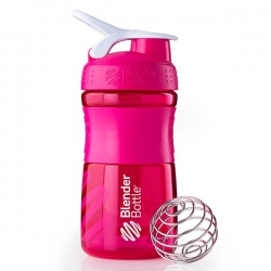 Шейкер BlenderBottle SportMixer (пластик), 591 мл