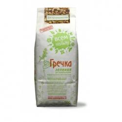 Гречка зеленая для проращивания «Всем на пользу», 500 гр