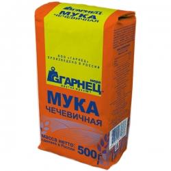 Мука чечевичная Гарнец, 500 гр