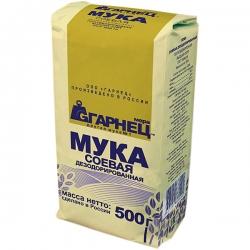 Мука соевая Гарнец, 500 гр