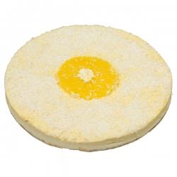 * Живой торт апельсиновый, 1,2 кг