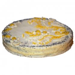 * Живой торт маковый, 1,2 кг