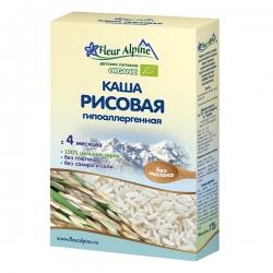 Каша рисовая гипоаллергенная Fleur Alpine ORGANIC, 175 гр