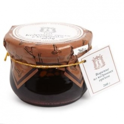 Кедровые орехи в кедровом меду, 260 мл.