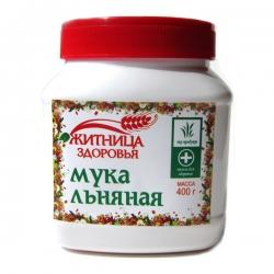 "Мука льняная ""Житница здоровья"", 300 гр"