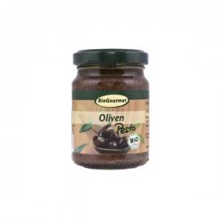 Соус на основе растительного масла (оливковое Песто), BioGourmet, 120 гр