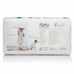 Подгузники Naty Размер 4  (9-20 кг) эконом упаковка