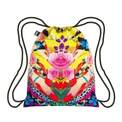 Рюкзак LOQI BACKPACK - SHINPEI NATIO Flower Dream