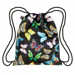 Рюкзак LOQI BACKPACK - Wild Butterfles