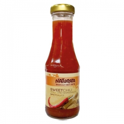 """Соус деликатесный """"Сладкий Чили"""", Naturata, 250 мл"""