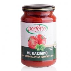 Соус томатный с базиликом, 350г