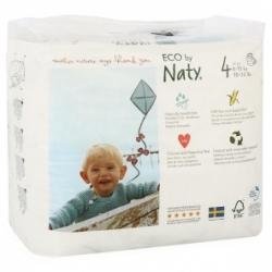 Подгузники-трусики размер 4 (8-15 кг), Naty