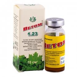 Ветом 1,23 жидкость-пробиотик, 10 мл