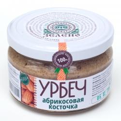 Урбеч из абрикосовых косточек, 200 гр