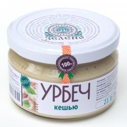 Урбеч из орехов кешью, 200 гр