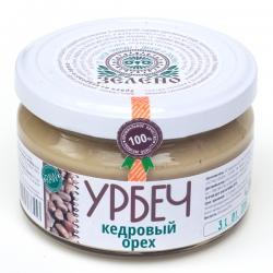 Урбеч из кедрового ореха, 200 гр