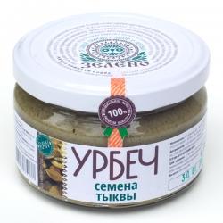 Урбеч из семян тыквы, 200 гр