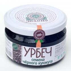 Урбеч из семян кунжута черного, 200 гр
